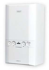 Ideal Logic combi+ boiler